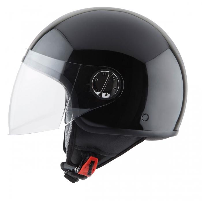 MT Helmets Zulco Solid black