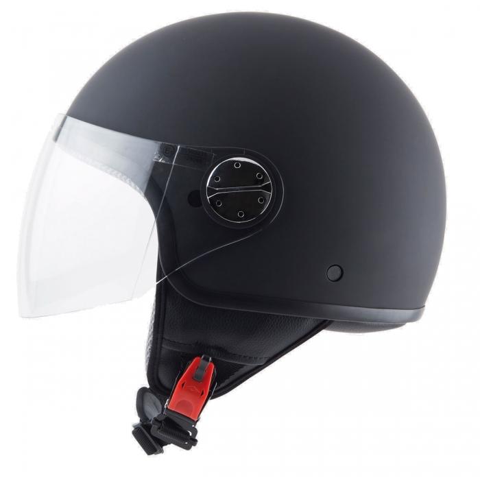 MT Helmets Zulco Solid matt black