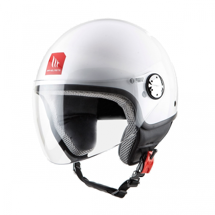 MT Helmets Zulco Solid white цена