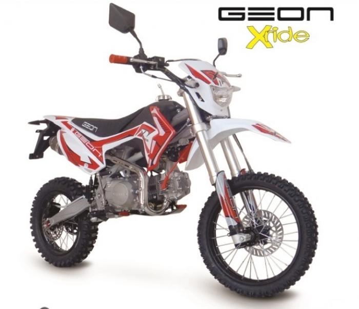 gein x-ride 125 sport