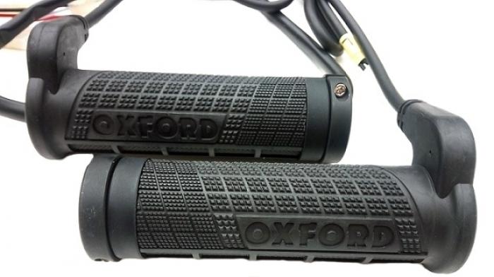 Ручки с подогревом на квадроцикл OXFORD ATV PREMIUM