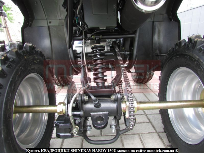 квадроциклы 150 характеристики