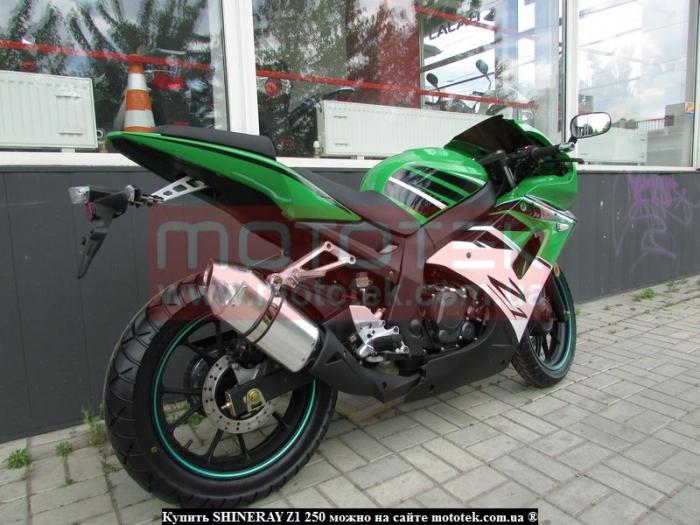 мотоцикл shineray z1 максимальная скорость