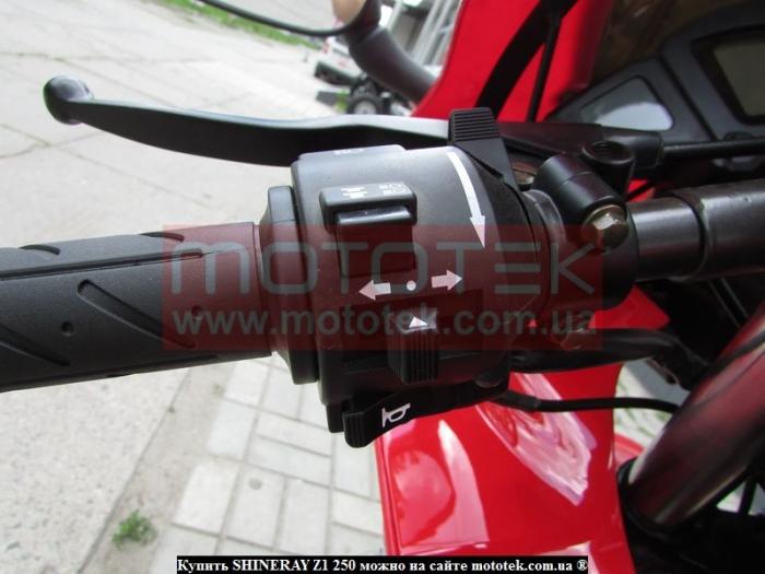мотоцикл irbis z1