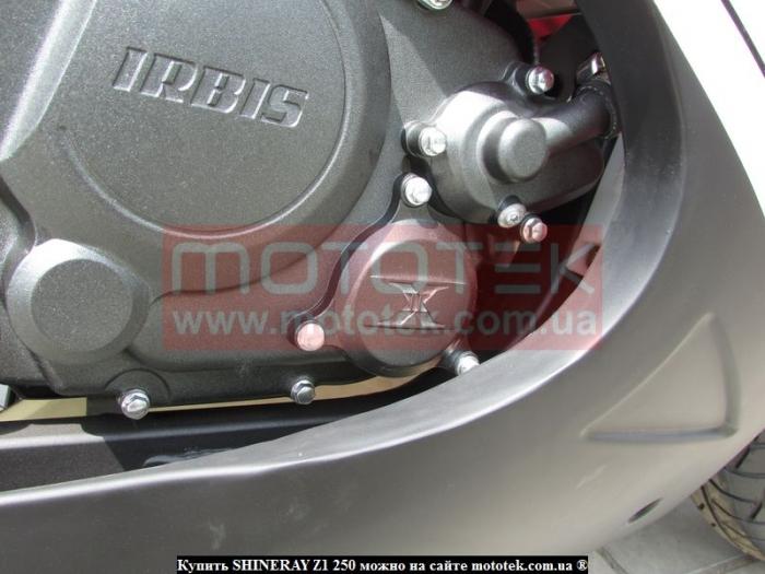 irbis z1 250 максимальная скорость