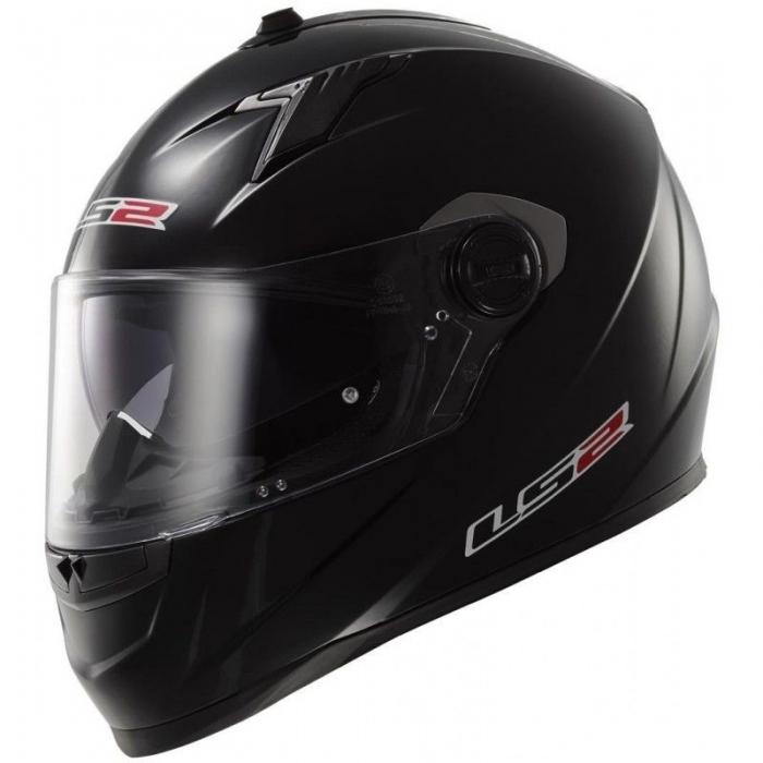 Шлем LS2 FF322 Concept II Black Gloss