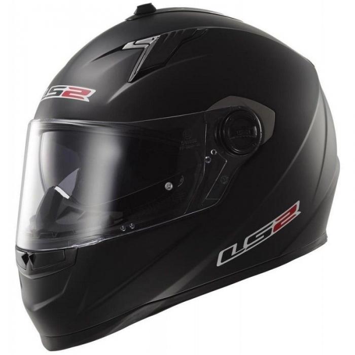 Шлем LS2 FF322 Concept II Black Matt