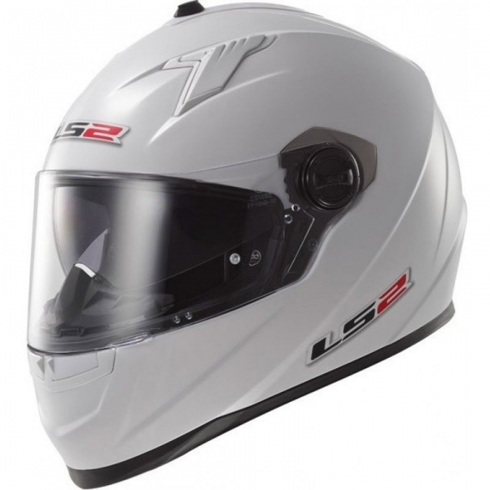 Шлем LS2 FF322 Concept II White Gloss
