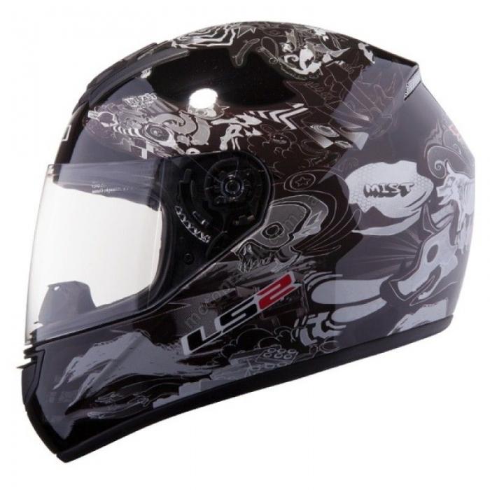 Шлем LS2 FF351 Comic Black Gloss