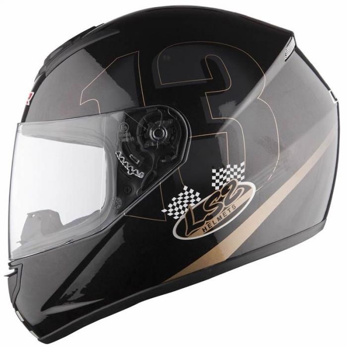 Шлем LS2 FF351 Poker