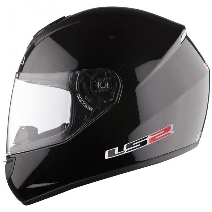 Шлем LS2 FF351 Single Mono Black