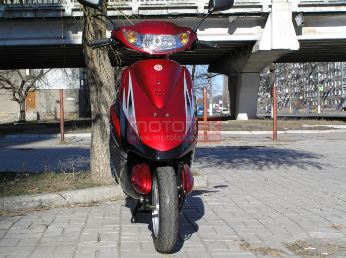 скутер 49