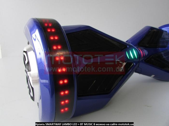 гироскутер smart balance transformer 8 дюймов