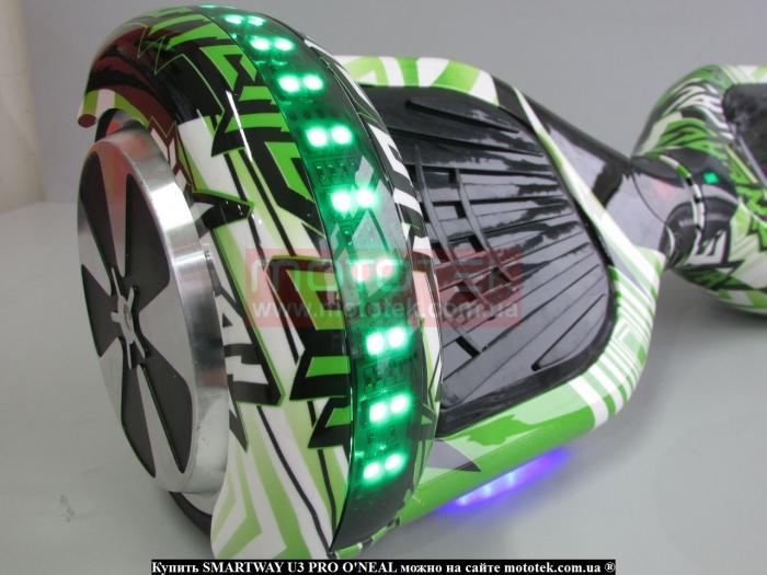 гироборд smartway u3