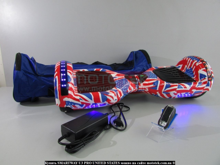 гироскутер smartway u3