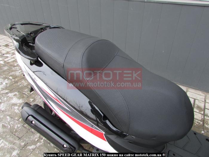скутер speed gear 150