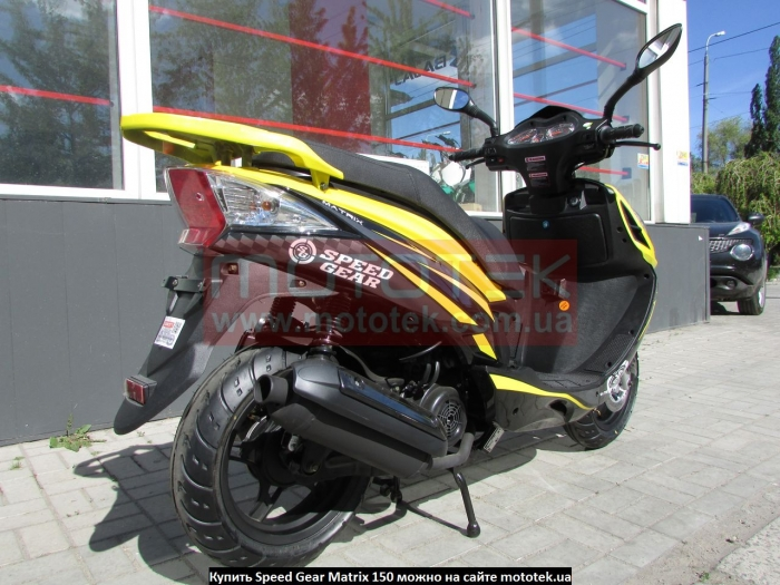 скутер speed gear