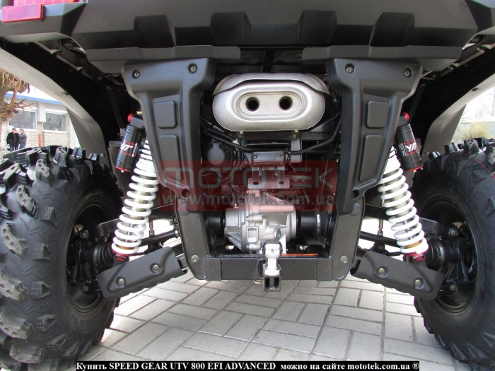 Speed Gear UTV 800 отзывы