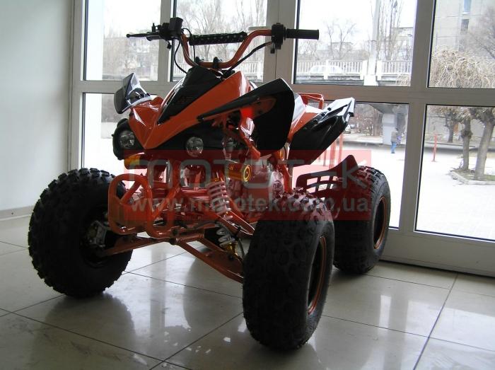 Квадроцикл Speed Gear Play Atv 125