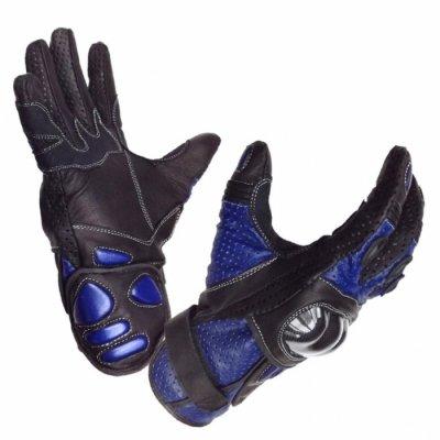 Мотоперчатки Xelement XG-298 сині
