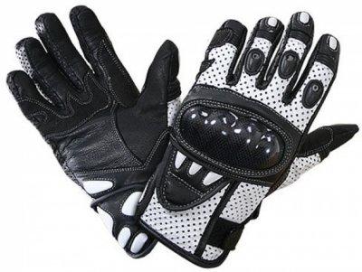 Мотоперчатки Xelement XG-298 білі