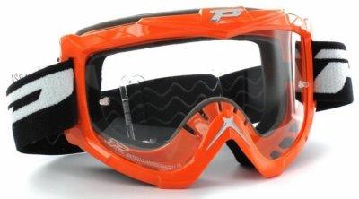 Кроссовые очки Progrip PG 3201 orange
