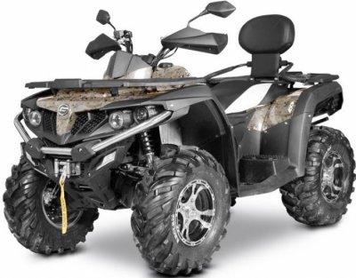 Квадроцикл CFMOTO CFORCE 550 Max XT EFI