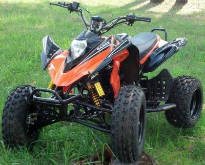 Hamer ATV - 250 Sport Manual