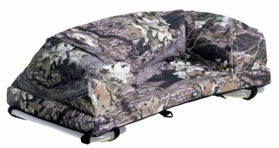 Кофр для квадроцикла ATV LOGIC PADDED REAR RACK PACK (CAMO)