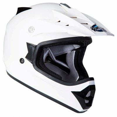 Шлем GEON 623 Кросс белый