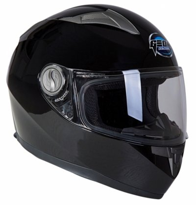 Шлем GEON 968 Интеграл черный