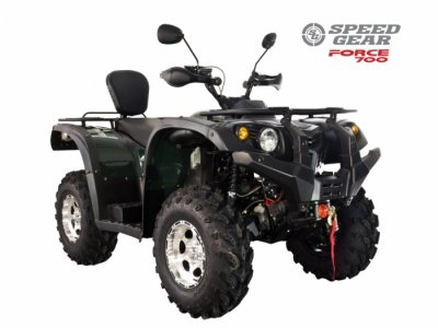 Квадроцикл Speed Gear Force 700 full инжектор