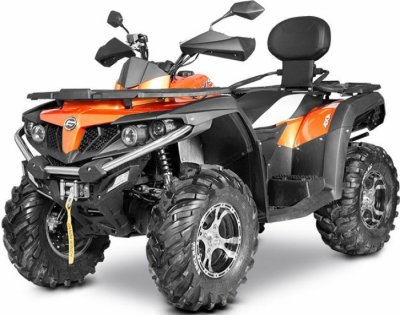 Квадроцикл CFMOTO CFORCE 550 EPS