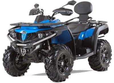 Квадроцикл CFMOTO CFORCE 600 Max XT EFI EPS