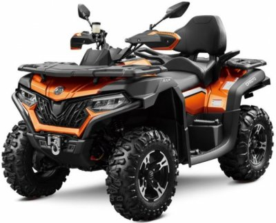 Квадроцикл CFMOTO CFORCE 625 Touring