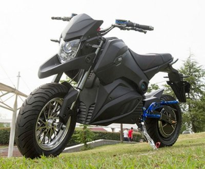 Электромотоцикл Electrowin EM-126