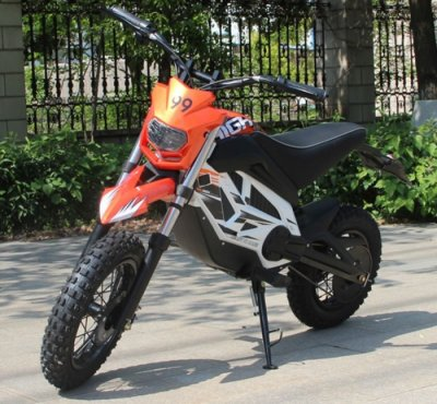 Электромотоцикл Electrowin EMB-188