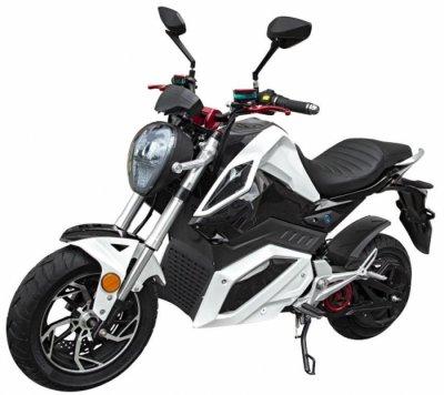 Электромотоцикл Like.Bike G6