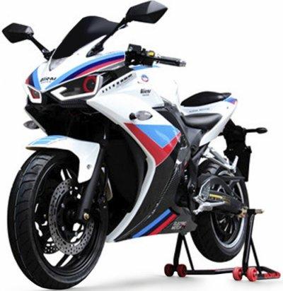 Электромотоцикл MYBRO ABYSS