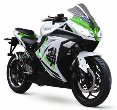 Электромотоцикл MYBRO BOLD