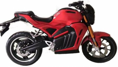 Электромотоцикл MYBRO CBE WP6000 ABS