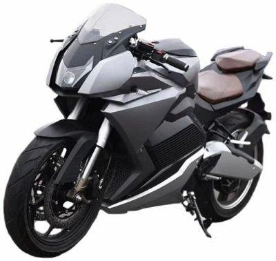 Электромотоцикл MYBRO FLASH WP6000 ABS
