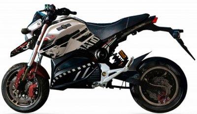 Электромотоцикл MYBRO RUDE