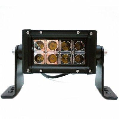 Фара, прожектор для квадроцикла ExtremeLED E001 24W 222мм дальний свет