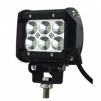 Фара, прожектор для квадроцикла, UTV ExtremeLED E031 18W 99mm ближний свет