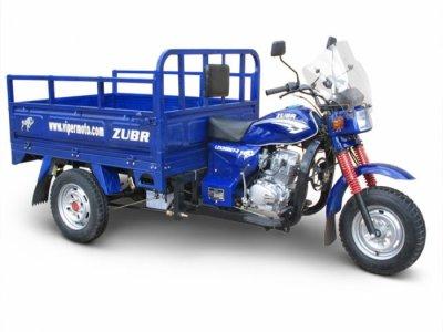 Грузовой мотоцикл ZUBR 200