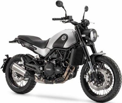 Benelli Leoncino 500 Trail ABS