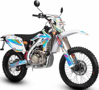 GEON Dakar 250E (4V) (Enduro) (Factory)