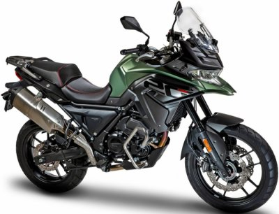 VOGE 650DS - DS8 Adventure (Loncin 650DS DS8)
