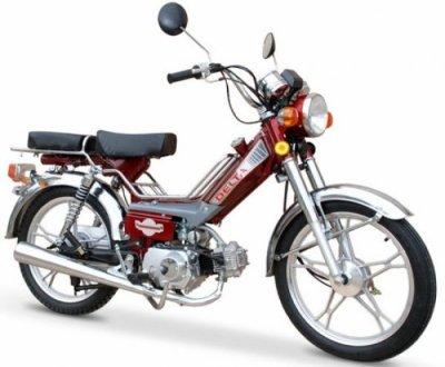 FoxWell Delta 107 cc